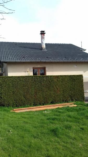 Rénovation de la toiture finie