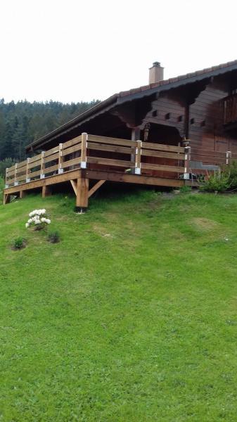 Extension d'une terrasse bois (Suite)